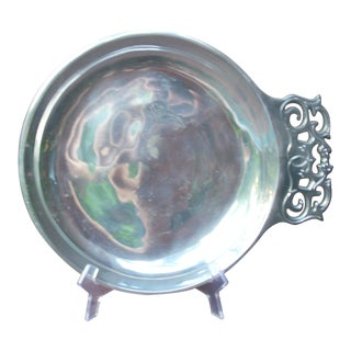 Nambe Metal Serving Dish For Sale