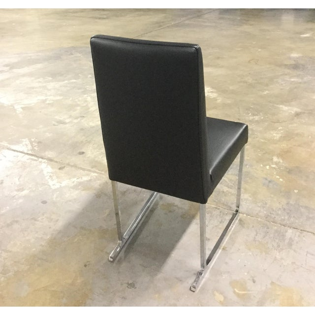 Contemporary Edge Dining Chair For Sale - Image 3 of 8