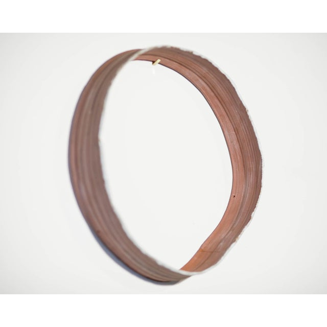 """Yokky Wong """"Cycles"""" Series Wall-Mounted Porcelain Ring Sculpture #8 For Sale - Image 10 of 10"""