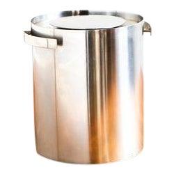 Vintage Arne Jacobsen for Stelton Stainless Steel Ice Bucket