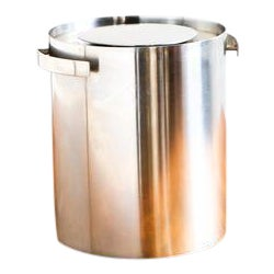 Vintage Arne Jacobsen for Stelton Stainless Steel Ice Bucket - Image 1 of 4