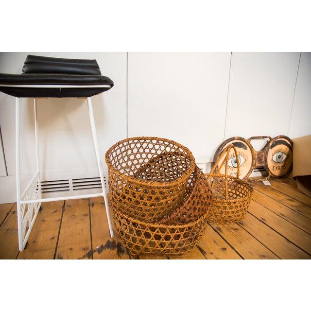 Vintage Japanese Basket - Image 6 of 6