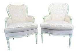 Image of Hickory Chair Furniture Company Accent Chairs