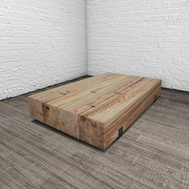 Contemporary Greenwich Ave. Coffee Table For Sale - Image 3 of 7