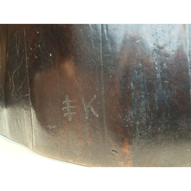 Bronze Sculpture by Wang Keping 王克平 - Couple For Sale - Image 4 of 5