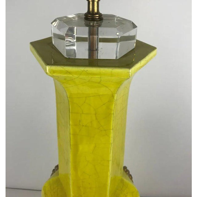 Zaccagnini Table Lamp For Sale - Image 10 of 11