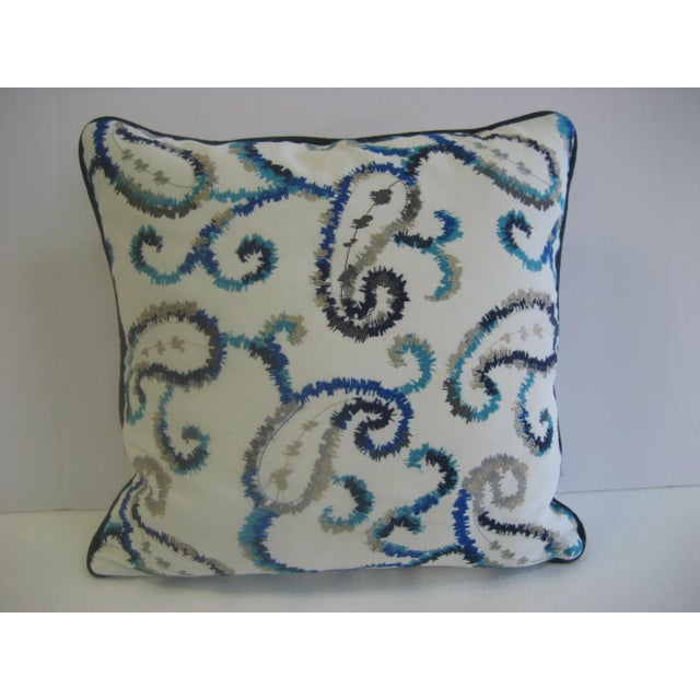 Antique Embroidered Bulgaro Pillow - Image 5 of 5