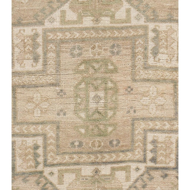 Traditional Vintage Turkish Konya Rug 5'10 X 7'10 For Sale - Image 3 of 5