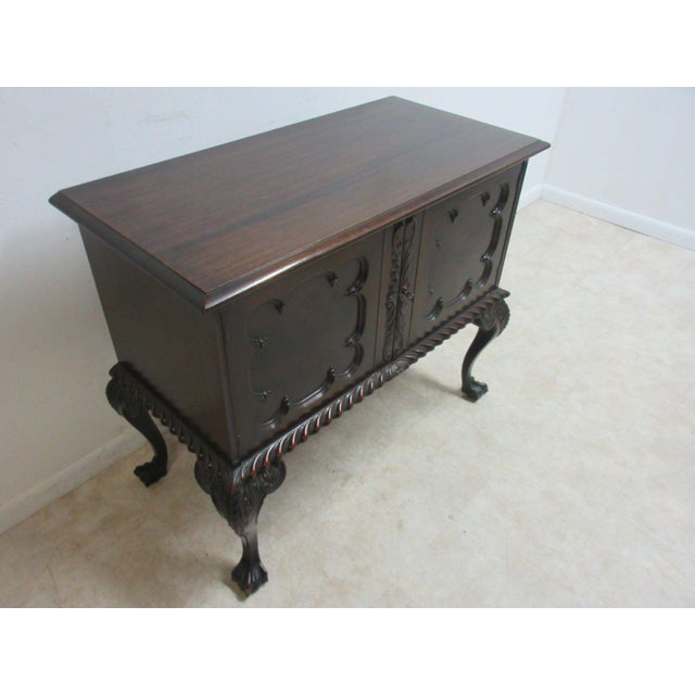 """Measurements ( l x w x h) 42 x 24x 36"""". Great shape. Tight and sturdy.. Minor scratches and rub marks/wear. Small chip...."""