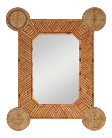 Image of Rattan Mirrors