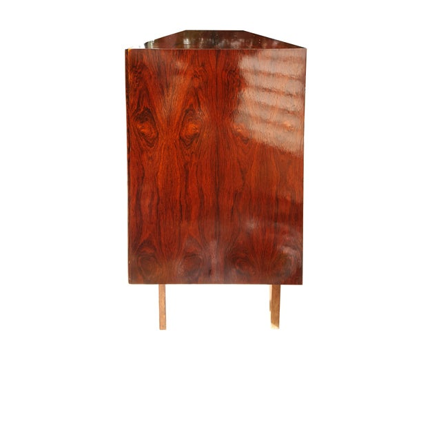 Arne Vodder 1960s Danish Modern Rosewood Credenza/Sideboard For Sale - Image 4 of 12