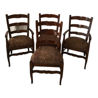 Henredon French Country Dining Chairs - Set of 4 For Sale