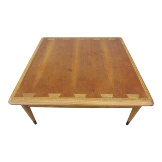 Lane Acclaim Square Coffee Table