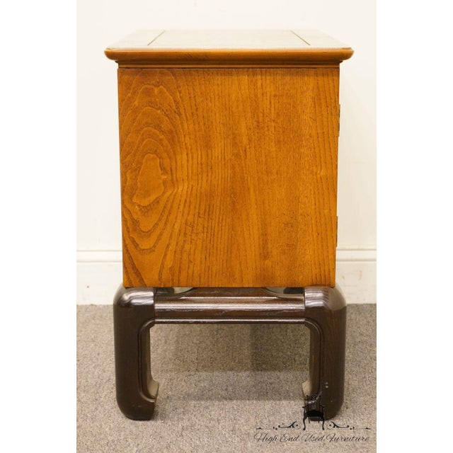 Lane Furniture Alta Vista Nightstand For Sale - Image 9 of 11