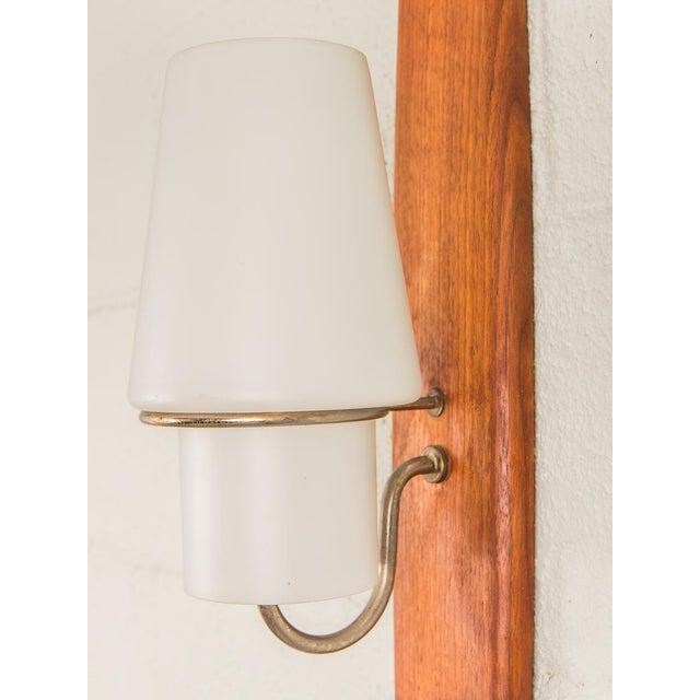 Danish Modern Danish Modern Vertical Sconce Light For Sale - Image 3 of 10
