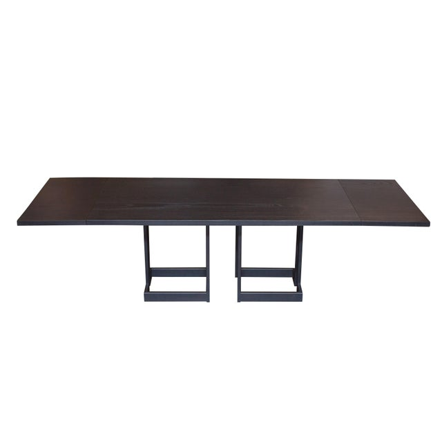 Skram Ebonized Ash Extension Table - Image 1 of 5
