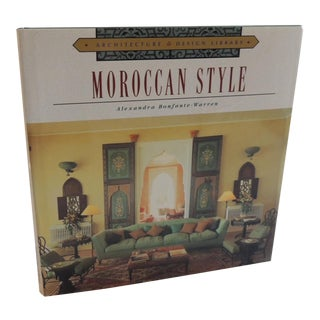 Moroccan Style Book For Sale
