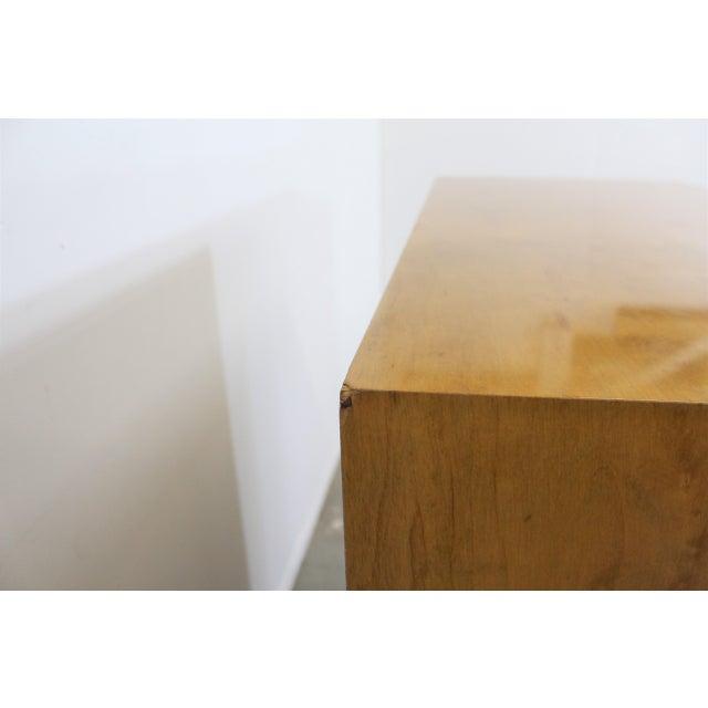 Mid-Century Modern Edmond Spence Tall Chest Dresser For Sale - Image 9 of 13