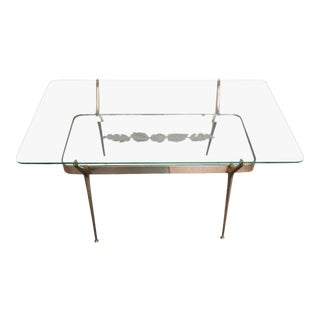 A Coffee Table Attributed to Cesare Lacca, Italy 50' For Sale
