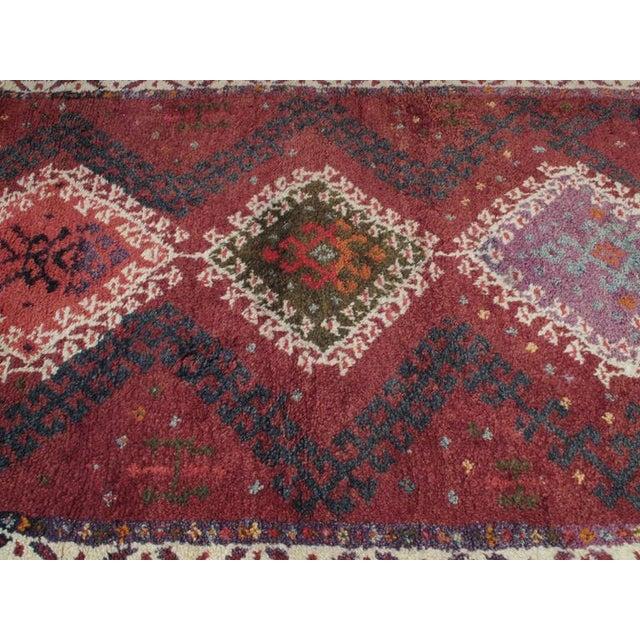 Traditional Herki Long Rug For Sale - Image 3 of 8