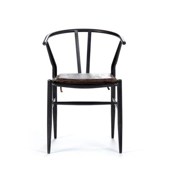 Higgsly Chair in Brown For Sale In Atlanta - Image 6 of 6