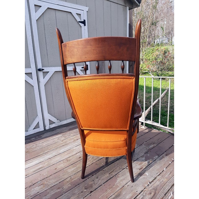 Vintage Mid Century Modern Maxwell Royal For Dunbar High