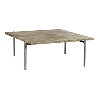 Poul Kjærholm PK61 Coffee Table for E. Kold Christensen, 1960s For Sale