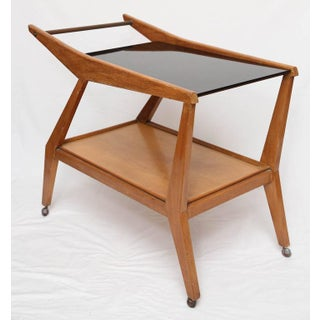 Tilly Stickell Mid-Century Modern Bar Cart, 1950s Preview
