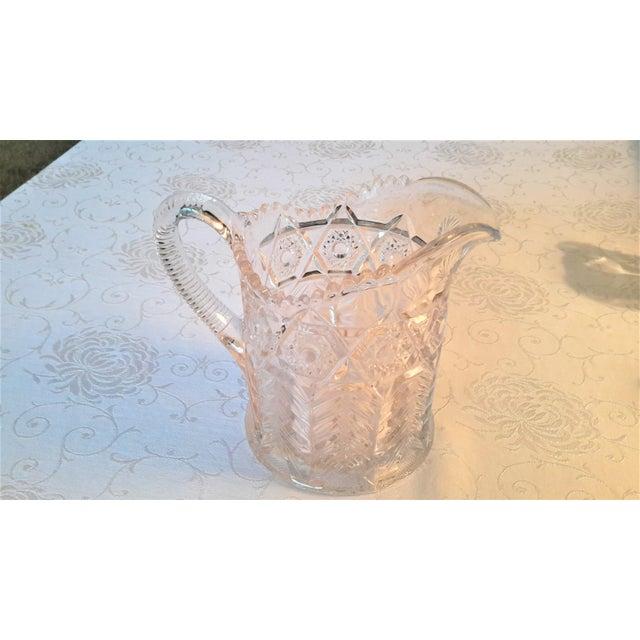 American Brilliant Period Sugar & Creamers - Set of 3 - Image 5 of 11