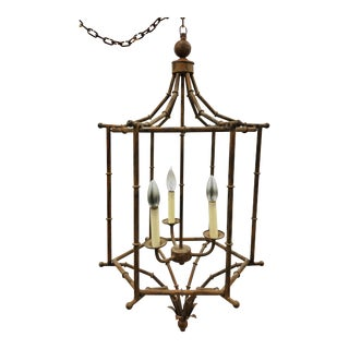 Pagoda Chandelier For Sale