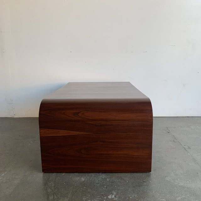 Low Profile Art Deco Coffee Table For Sale - Image 11 of 13