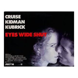 Eyes Wide Shut 1999 U.S. Subway Film Poster For Sale