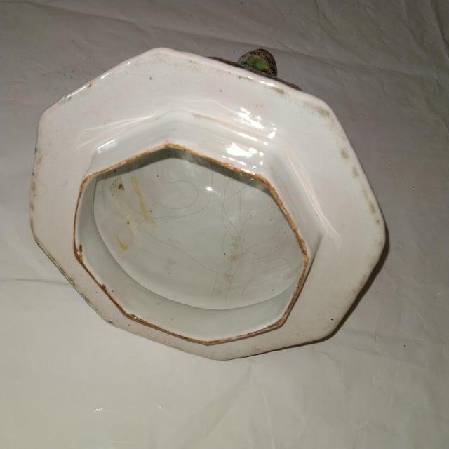 Delft Lidded Ginger Jar For Sale In Kansas City - Image 6 of 12