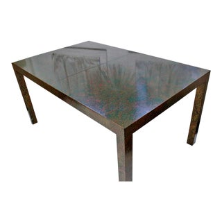 Mid Century Modern Dining Table Drexel Style For Sale