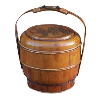 Ornate Chinese Wedding Basket