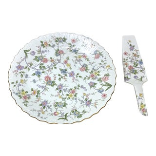 20th Century Andrea by Sadek Serving Set - a Pair For Sale