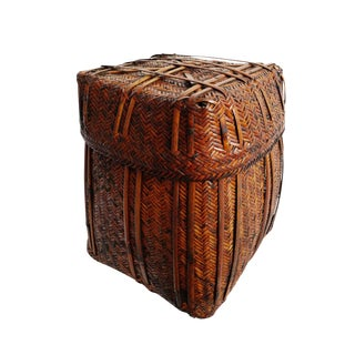 Old Magar Basket West Nepal For Sale