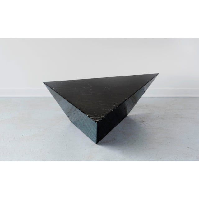 1980s Geometric Coffee Table For Sale - Image 5 of 6