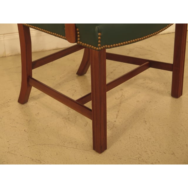 Chippendale Mahogany Dining Room Chairs - Set of 8 - Image 5 of 11