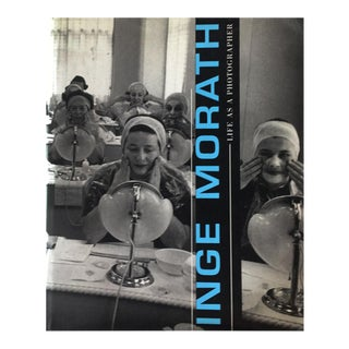 Photography Book by Inge Morath - Life as a Photographer For Sale