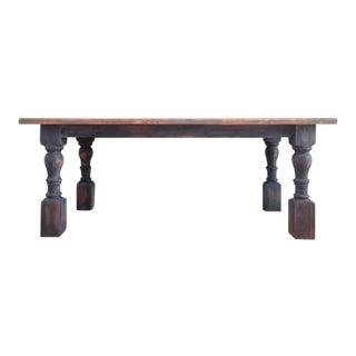 Handmade Farmhouse Dining Table
