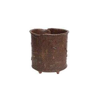 Large Ceramic Vessel by William Wyman For Sale