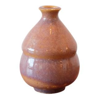 Handmade Signed Studio Pottery Ceramic Vessel