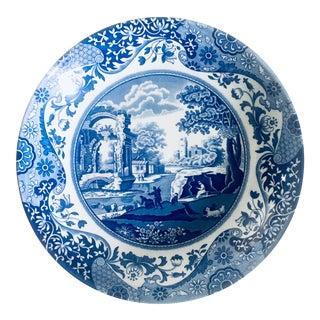 "Copeland Spode Sized ""Italian Blue"" Pattern Bowl For Sale"