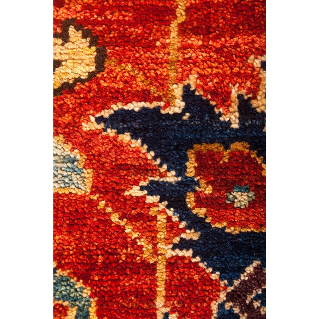 "Serapi Hand Knotted Area Rug - 12' 2"" X 15' 10"" - Image 3 of 4"