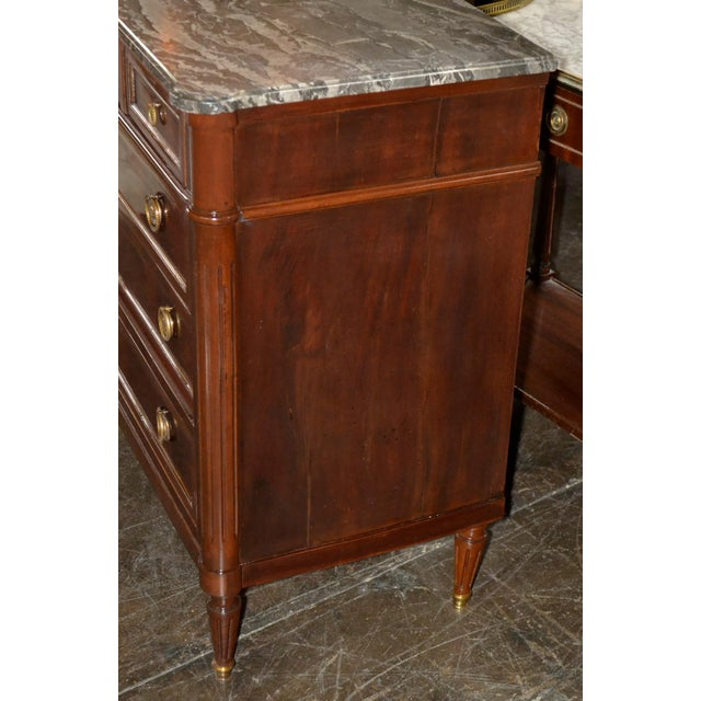 Late 19th Century 19th Century French Directoire Commode For Sale - Image 5 of 8
