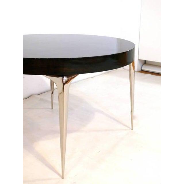 Custom CF Modern Stiletto Side Table - Image 2 of 6