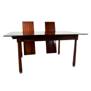 Willett Trans East Collection Mid Century Modern Dining Table For Sale
