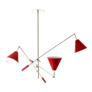 Sinatra Chandelier From Covet Paris For Sale