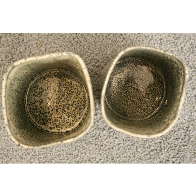 Studio Pottery Vases - A Pair - Image 6 of 11